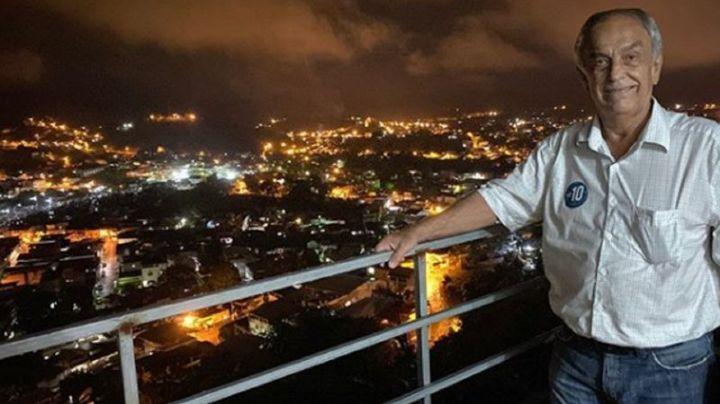Político brasileño sufre colapso y muere durante entrevista transmitida en vivo