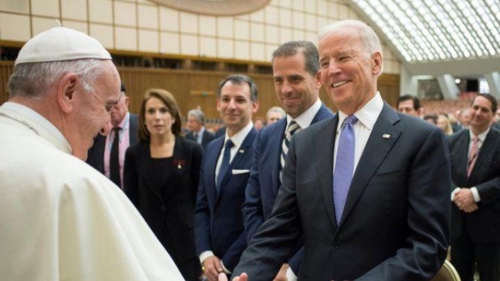 Hasta el papa Francisco felicita a Joe Biden por su triunfo en elecciones de EU