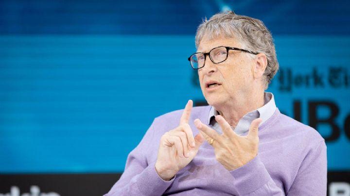 Aseguran que cierta profecía que hizo el empresario Bill Gates se acaba de cumplir