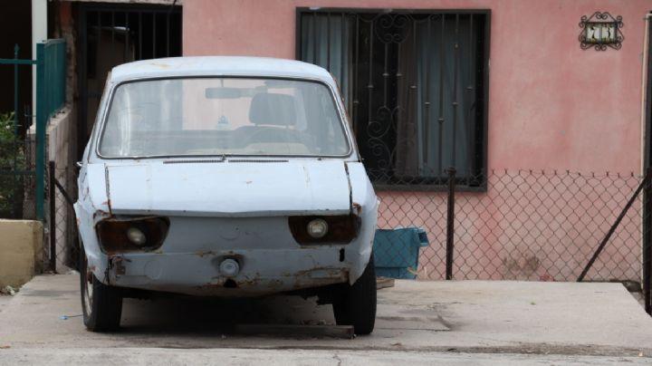 Problema de carros abandonados no tiene fin en Hermosillo