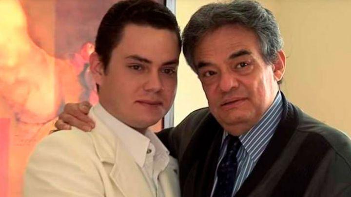 Supuesto hijo de José José causa polémica; su representante agrede a reportero de 'Ventaneando'