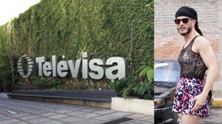 Tras dejar Televisa, reconocido actor se transforma en mujer y relata la reacción de sus amigos