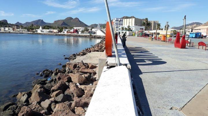 Guaymenses buscan rehabilitar el Malecón Turístico ante la falta de inversión