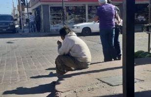 Indigentes de Guaymas se niegan a ser ayudados, se exponen a temperaturas