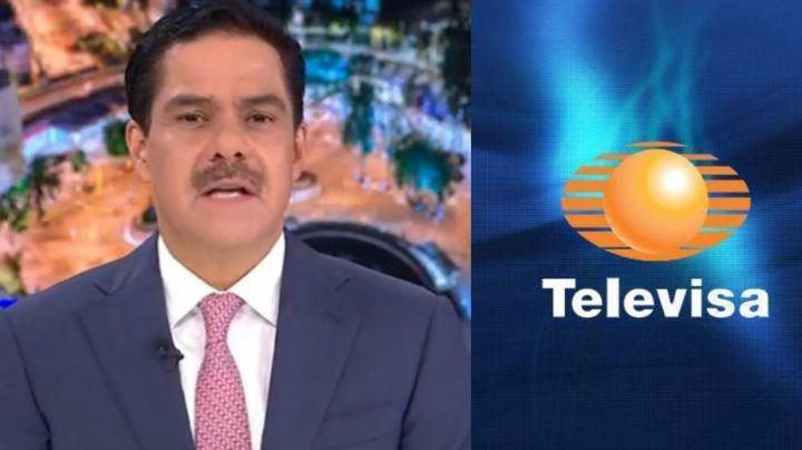 Tras cambiar TV Azteca por Televisa, conductor humilla a Javier Alatorre y 'hunde' a 'Hechos'