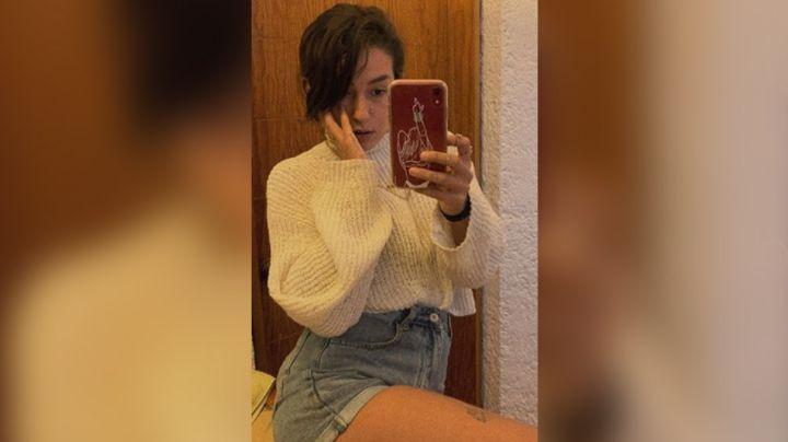 Romina, hija de Niurka Marcos, causa furor en Instagram al exhibirse al natural