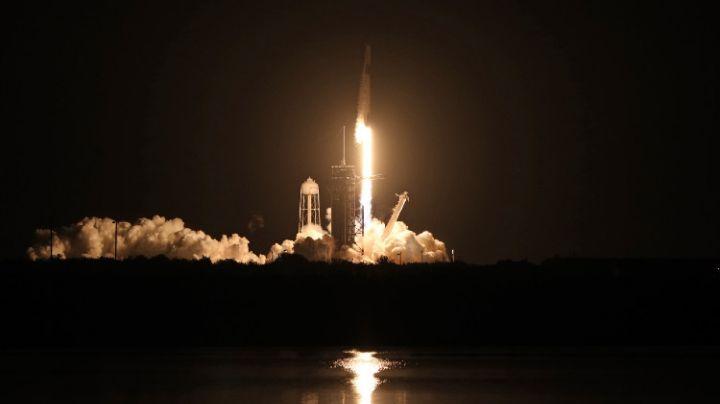 NASA y SpaceX hacen historia al lanzar la primera misión operativa tripulada