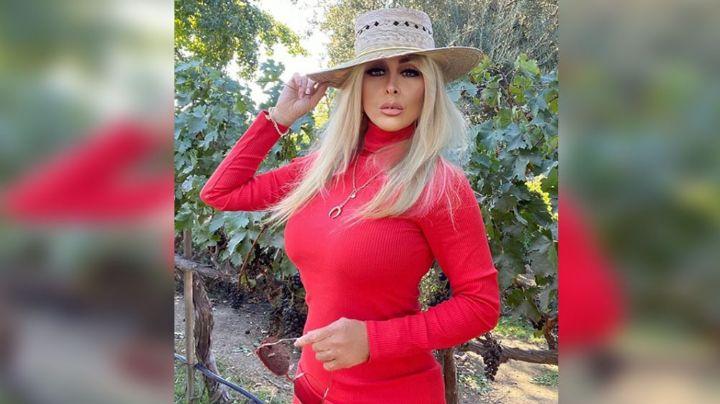 ¡Señora! Cristian Salas, esposa de 'El Buki', deleita pupilas por lucir así de joven