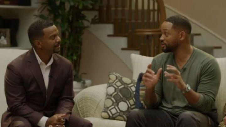 Will Smith comparte con emoción el primer avance de la reunión de 'El Príncipe del Rap'