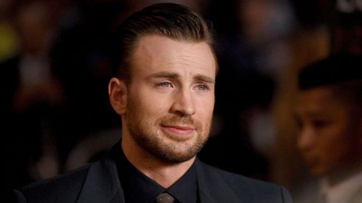 """¿Chris Evans ya no está soltero? El actor comparte en redes su """"cita"""" con una gimnasta"""
