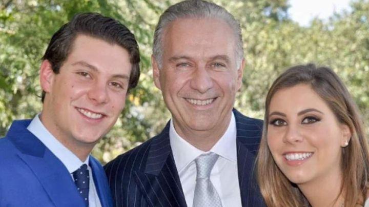 Hijo de Juan Collado desmiente a Lety Calderón al asegurar que él es un buen padre