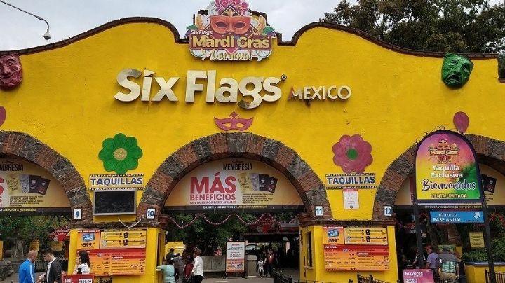 Six Flags: Este es el estado de salud del joven que sufrió accidente en juego