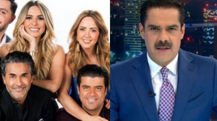 Golpe a 'Hechos': Desde Televisa, conductor de 'Hoy' humilla a Alatorre y 'hunde' a TV Azteca