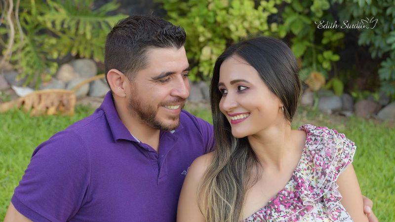 José Gerardo Lizárraga celebra la vida con su familia y amistades
