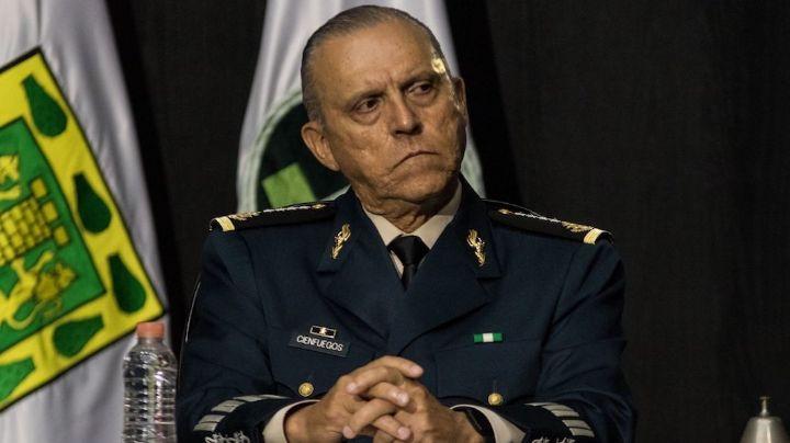 """AMLO: """"No habrá impunidad en el caso del general Salvador Cienfuegos"""""""
