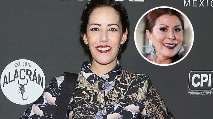 Stephanie Salas confirma los rumores y habla del nuevo novio de su tía, Alejandra Guzmán