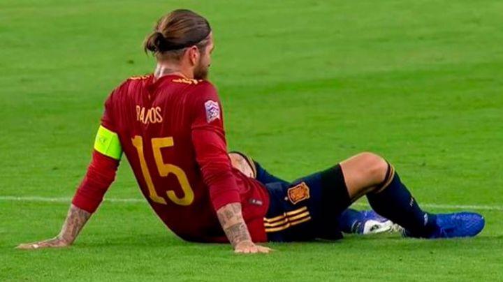 Sergio Ramos: El capitán del Real Madrid estará fuera tres semanas por lesión