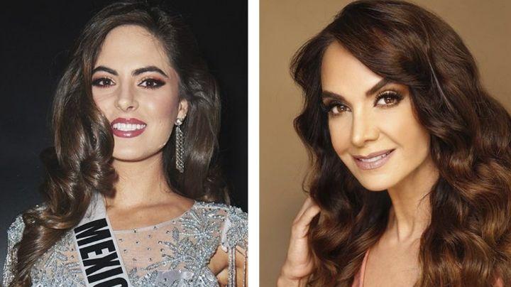 """Lupita Jones cede a las críticas y se disculpa con Sofía Aragón: """"Me desconozco"""""""