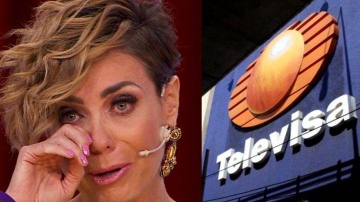Tras regresar a TV Azteca, Televisa 'hunde' a Carmen Muñoz y la humilla de esta forma