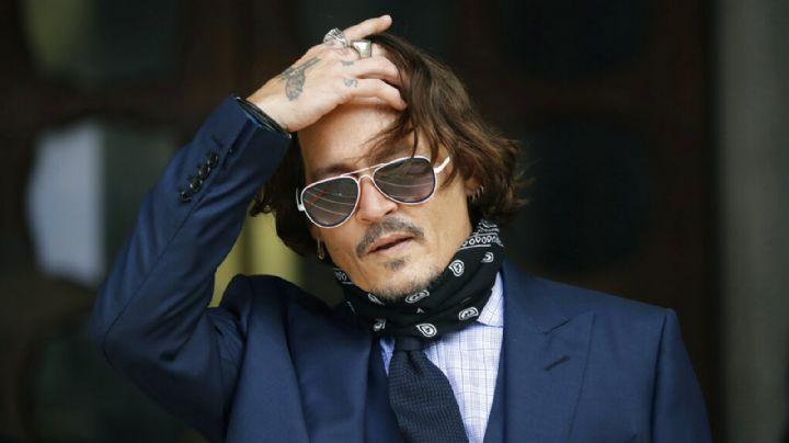 Johnny Depp pierde juicio de difamación contra 'The Sun' por acusarlo de golpear a Amber Heard