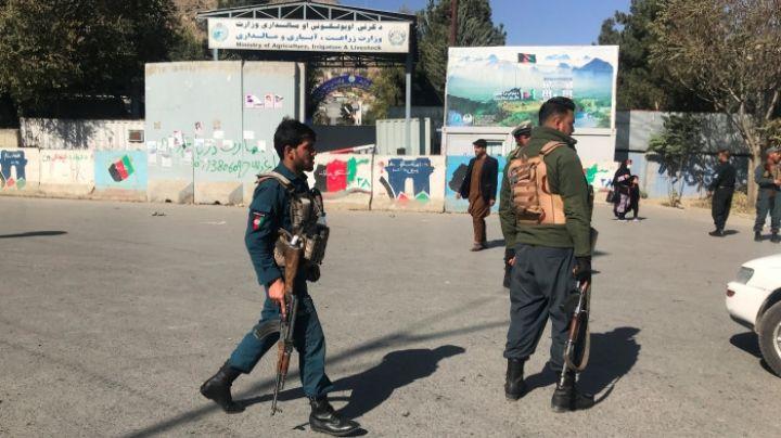 Masacre en una universidad de Kabul deja saldo de 19 personas fallecidas