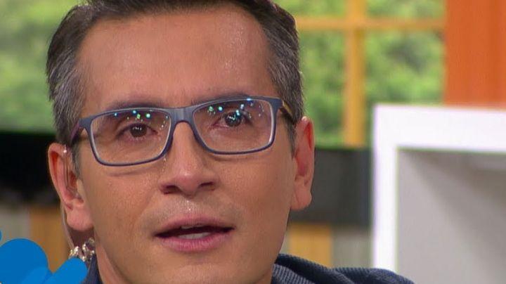 Sergio Sepúlveda recuerda la dolorosa partida de su padre tras sufrir a causa de la leucemia