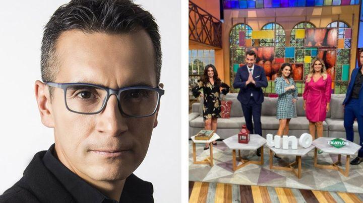¿Llega a 'Hoy'? Tras 20 años en TV Azteca, Sergio Sepúlveda deja foro de 'VLA'