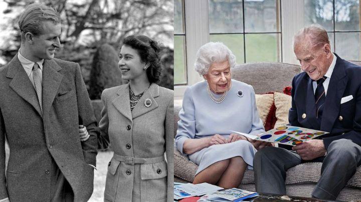 Reina Isabel II, de fiesta: Así celebra su más emotivo aniversario al lado del Príncipe Felipe y bisnietos