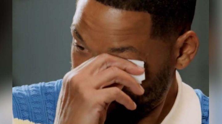 Will Smith rompe en llanto al pedirle perdón a actriz que despidieron 'por su culpa'