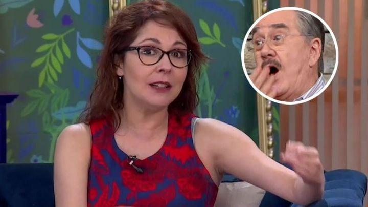 Mariana H supera por completo a Pedrito Sola y comete terrible oso en 'Qué Chulada'