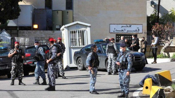 Increíble fuga en el Líbano: Al menos 69 presos escapan de una prisión de Baabda
