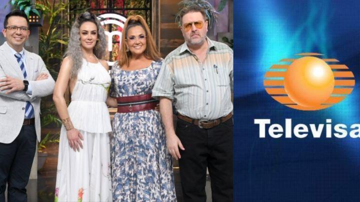 ¿Adiós TV Azteca? Televisa 'hunde' a Anette Michel y destrozan a 'MasterChef' por filtrar esto