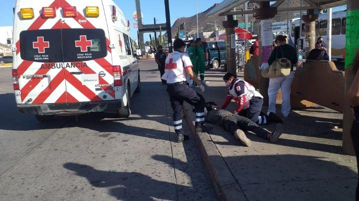 Accidentes de repartidores de comida en aumento en Guaymas