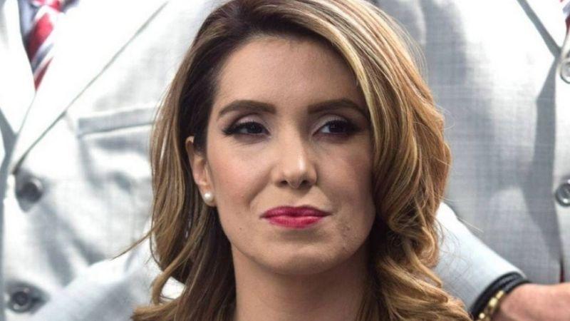 """Critican a Andrea Escalona por 'ignorar' la muerte de su madre: """"¿Dónde deja el dolor?"""""""