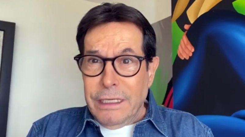 Pepillo Origel explota contra actor de Televisa y defiende a Maribel Guardia