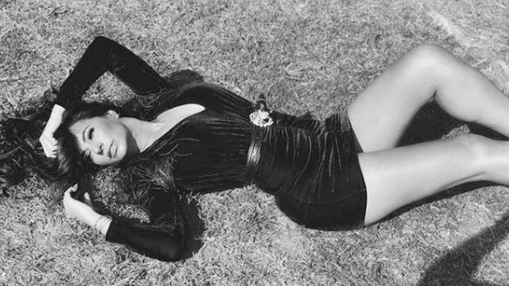 Cecilia Galliano hace vibrar las redes sociales al hacer esta irresistible pose