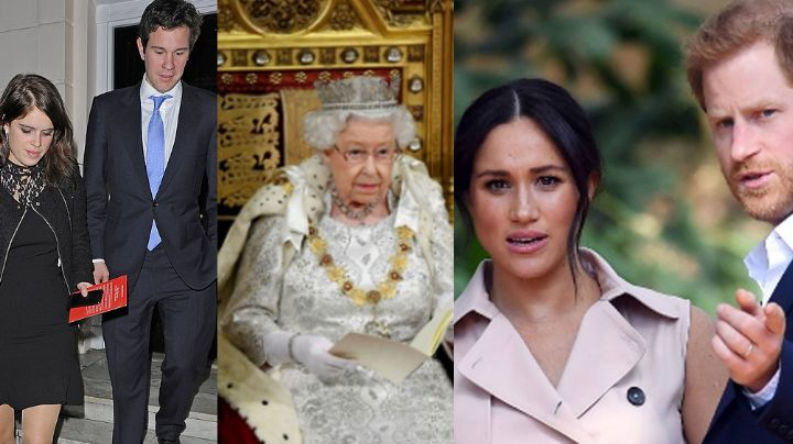 Reina Isabel II les 'quita' su hogar en Windsor a Harry y Meghan; entrega su propiedad a estos royals