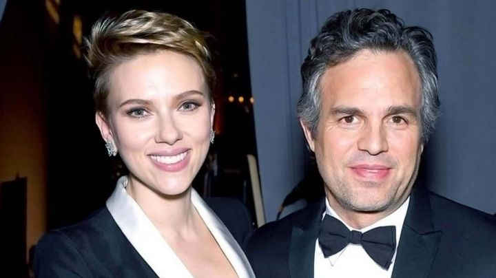 ¿Más que amigos? Este es el lazo que une a los actores Mark Ruffalo y Scarlett Johansson