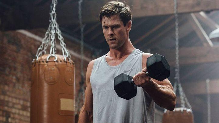 ¡Le tiene envidia! Chris Hemsworth presume su entrenamiento y Chris Pratt le pide que engorde