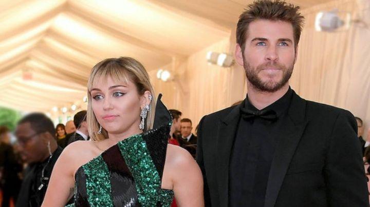 Miley Cyrus envía fuerte mensaje a Liam Hemsworth en un video y esta fue la reacción de él