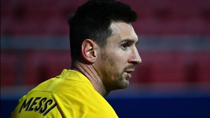 ¿Messi, un lio para el Barcelona? Fuera de la convocatoria para la Champions