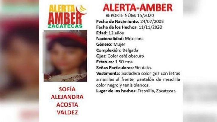 Sofía Alejandra: Salió a revisar una tarea y su cuerpo fue encontrado 11 días después