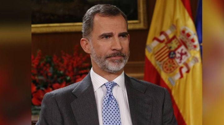 Rey Felipe VI de España es puesto en cuarentena por tener contacto con positivo por Covid-19