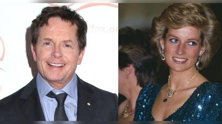 """""""Fue una pesadilla"""": Michael J. Fox reveló que estar con Lady Di fue una bastante difícil"""