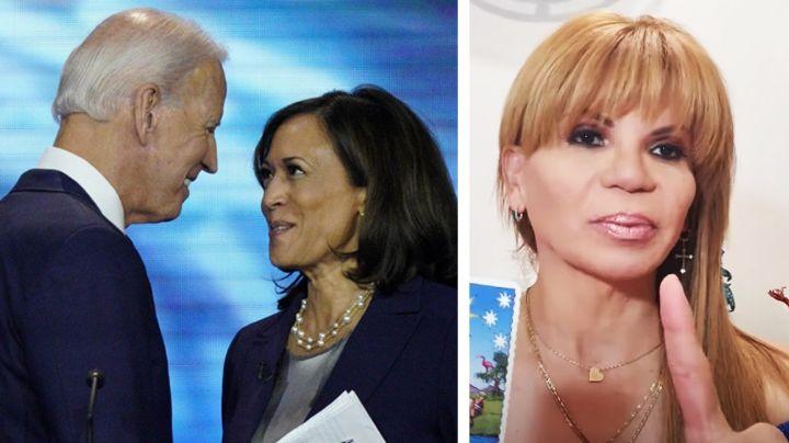 Mhoni Vidente asegura que Kamala Harris suplirá a Joe Biden como presidente