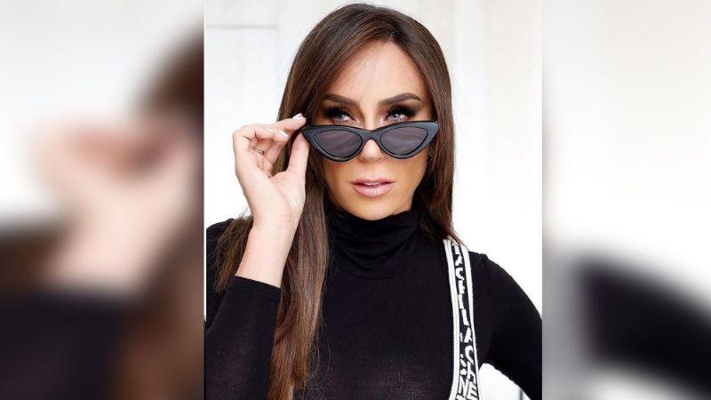 Inés Gómez Mont causa furor en Instagram al revelar esta hipnotizante foto