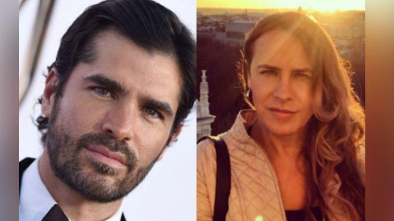 Karla Sofía Gascón arremete en contra de Eduardo Verástegui por apoyar a Trump