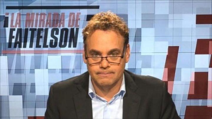 """Los De Anda se avientan nuevo round con David Faitelson: """"¿Cómo ven con el cerdo del micrófono""""?"""""""