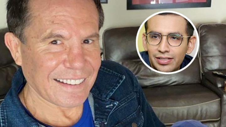 VIDEO: Julio César Chávez se burla terriblemente de 'El Capi' Pérez al hacerle este comentario