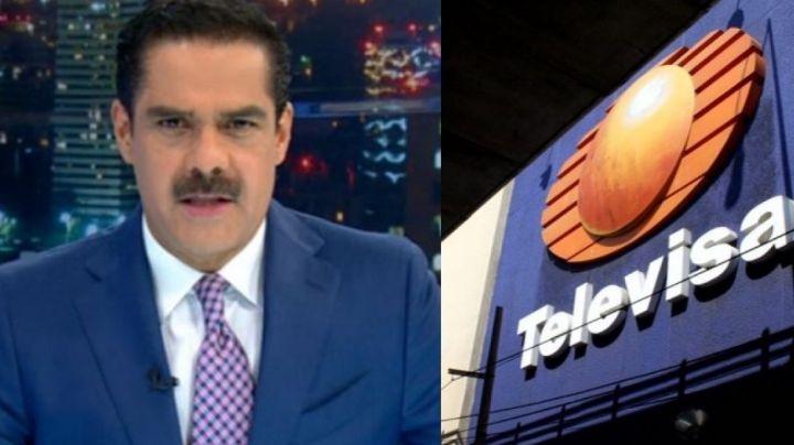 ¿Despedido? Tras fracaso en TV Azteca y 24 años en 'Hechos', Televisa 'hunde' a Alatorre con esto
